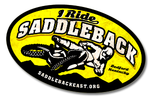 I Ride Saddleback!